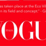 Italian Vogue-lehti ylisti vuoden 2018 Helsinki Fashion Week'iä.