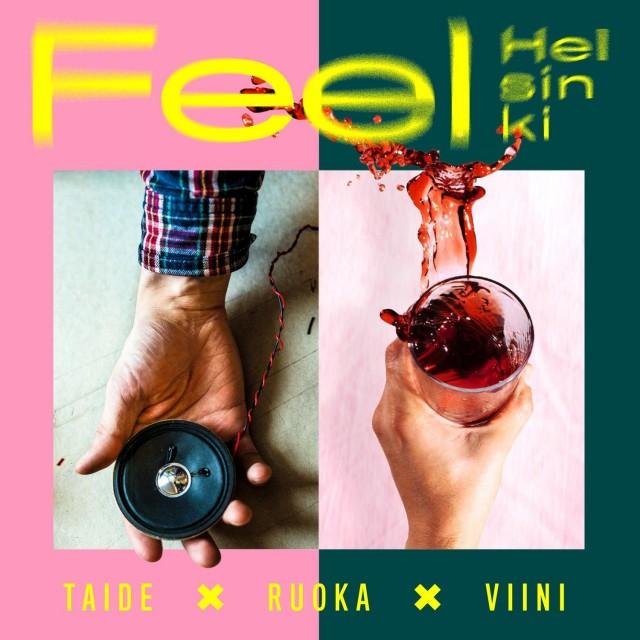 Feel Helsinki -festivaali täydentää Helsingin monipuolista tapahtumakenttää.