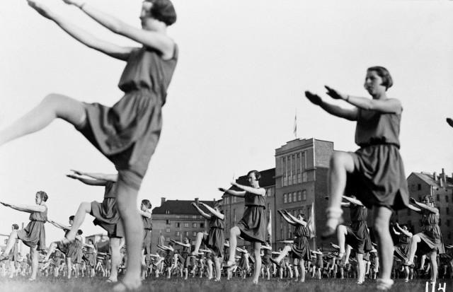 Helsinki-päivänä kaupungin historia on läsnä.