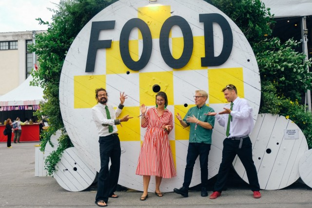 Flow'ssa on tänä vuonna noin 40 ravintolaa ja 20 baaria.