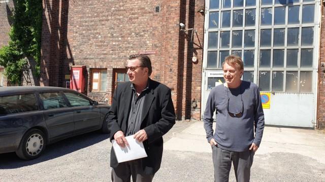 Aki ja Mika Kaurismäki tuovat legendaariset ravintolansa Konepajan The Train Factoryyn.