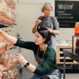 Hävikkimyymälä WeFood vähentänyt jo yli 70 000 kiloa ruokahävikkiä – tavoite ylittyi reilusti