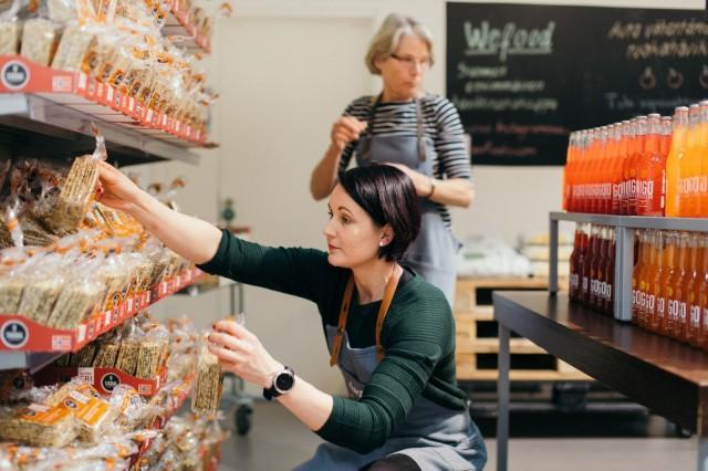 WeFood on Suomen ensimmäinen hävikkiruokakauppa.