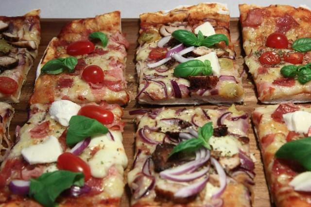 Perjantaisin Glutiquessa herkutellaan pizzalla.