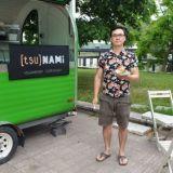 Vietnamilaisia makuja ja itse tehtyä seitania – Vegaaninen ruokakoju tsuNAMi muutti Tapiolaan