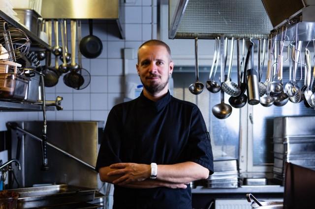 Tero Nummelin pitää ravintoloista, jotka tarjoavat jotain uutta.