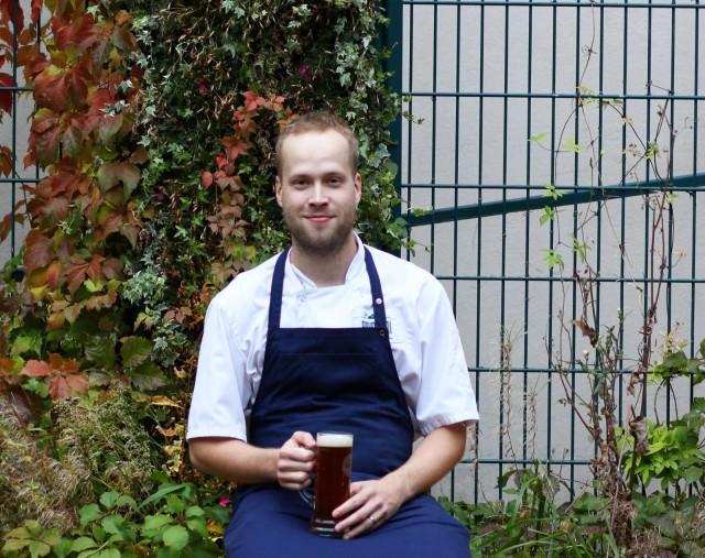 Makua, makua, makua, sanoo Bryggerin keittiöpäällikkö Martin Lundqvist.