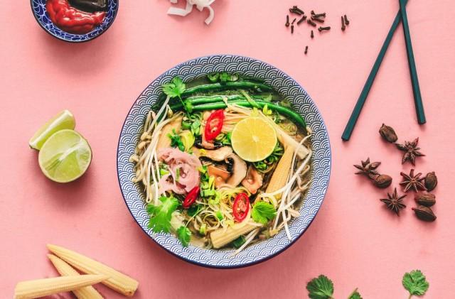 Be My Guestin annokset perustuvat perinteisiin vietnamilaisiin resepteihin.