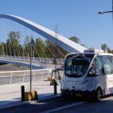 Helsinki on robottibussien edelläkävijä – Vuosaaressa robottibussit rullaavat liikenteen seassa