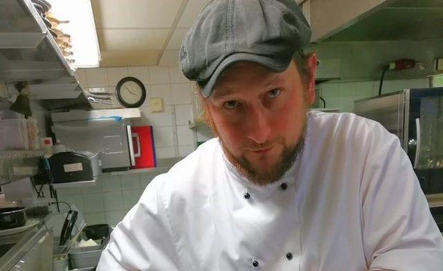 Mieluummin hyvä sardiini kuin huono hummeri, sanoo Merimakasiinin keittiöpäällikkö Markus Kornmayer.