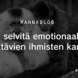 Miten selvitä emotionaalisesti väsyttävien ihmisten kanssa?