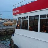 Turrena Helsingissä - Royal Line illallisristeily
