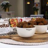 Menestysresepti sai alkunsa leipomon mokasta – Vegaaninen pyörykkä Boltsi on kauppojen uusin hittituote