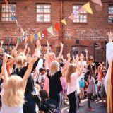 Onnea Skidit! – Skidit Festarit tanssittanut lapsia ja lapsenmielisiä jo kymmenen vuotta