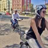 45 kilometriä tunnissa kulkeva kaksipyöräinen ei ole lain silmissä polkupyörä vaan mopo