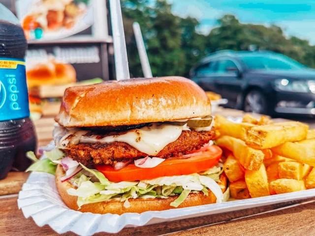 Beyond Burgerin koostumus imitoi lihaisaa pihviä.