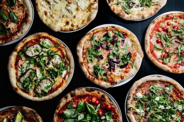 Putte'sin pizzoihin on haettu inspiraatiota New Yorkista.