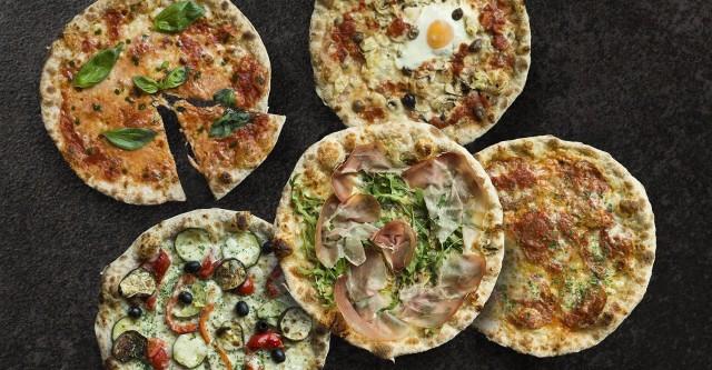 Baccon pizzoissa käytetään parhaita italialaisia raaka-aineita.