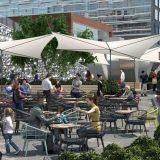 Triplan jättimäiseen ravintolamaailmaan tulossa tarjontaa street foodista iltaravintoloihin