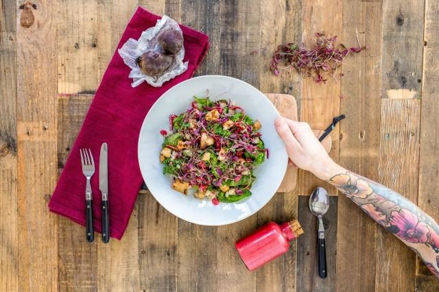 Salaattiravintola Pupu laajentaa toimintaansa Triplaan.