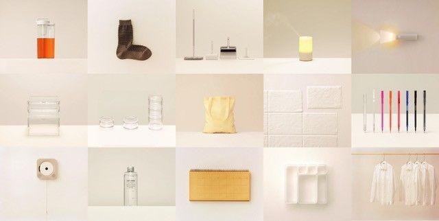 Mujin tuotteissa yksinkertainen on kaunista.