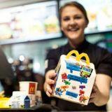 McDonald's laajentaa vegevalikoimaansa – Lasten Happy Mealista vegaaninen versio