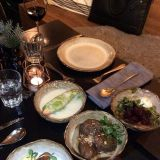Jouluntaikaa ja jakamisen iloa Ravintola Saltissa