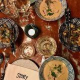Story Triplan uusi menu