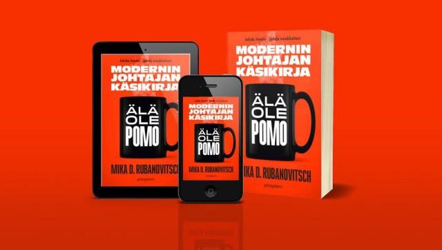 Modernin johtajan käsikirja - Mika D. Rubanovitsch (Johtajatiimi, 2020)