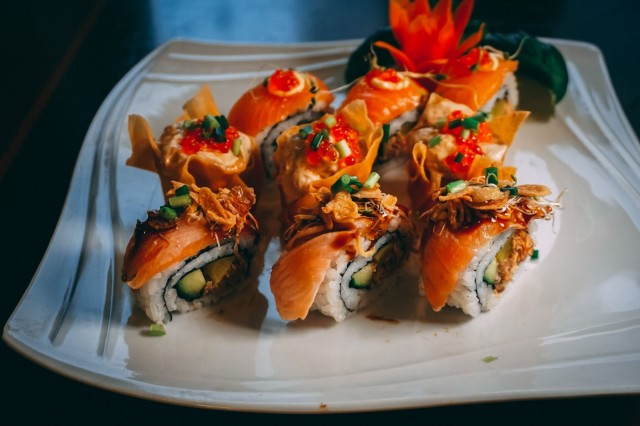 Sushi on etenkin nuoremman asiakaskunnan mieleen.