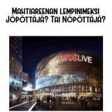 Uros Live Tampereella