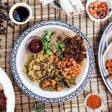 Addis Ethiopian Kitchen – pehmeä injera-leipä kuljettaa herkulliset kastikkeet suuhusi