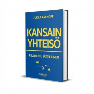 Kirja: Kansainyhteisö: Piilotettu jättiläinen - Jukka Aminoff