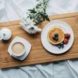 Aamiainen tai brunssi kotiinkuljetuksella x 6
