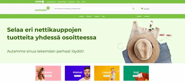 Nettialet on suurimman suomalaisen sosiaalisen median tarjoama alennustuotteiden hakupalvelu jossa on myös hintavertailu.