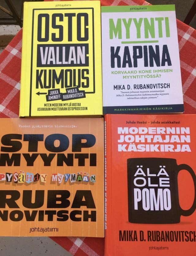 Ostovallankumous, Myyntikapina, STOP-myynti ja Modernin johtajan käsikirja mukaan kesälaiturille.