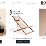Stockmann.comin tarjontaa kesällä 2020.