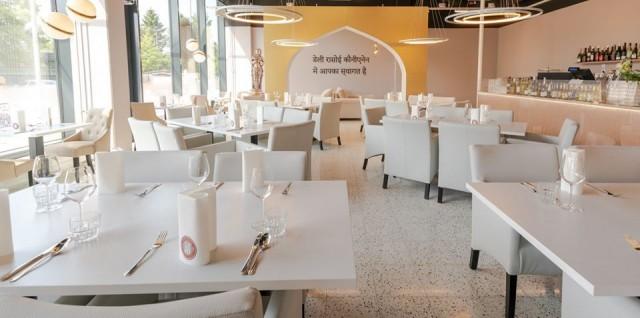 Kauniaisten Deli Rasoi -ravintolassa on tilaa hengittää, rentoutua ja nauttia hyvästä ruoasta ja juomasta.