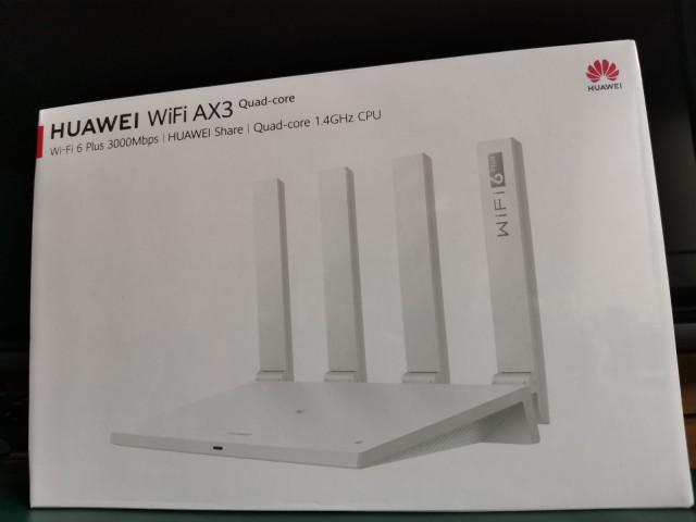 Huawei WiFi AX3 Quad-core on luotettava wifi-tukiasema etätyöhön, toimistoon ja vaativalle käyttäjälle.