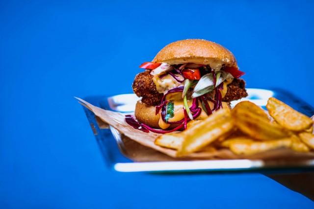MorriSon's Brooklynin burgerit on saatavilla gluteenittomina ja vegaanisina.