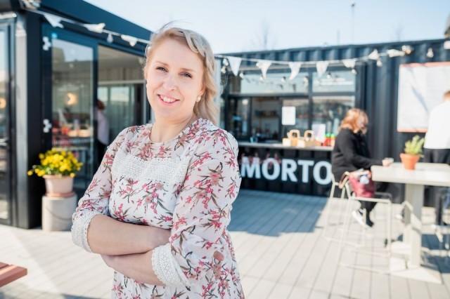 Jarna Kaplas voitti Vuoden Nuori Yrittäjä -palkinnon vuonna 2019.