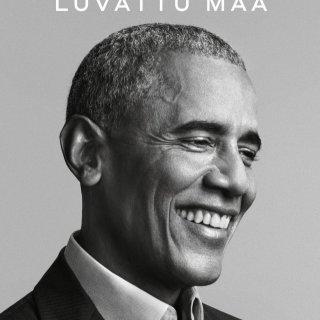 Kirja-arvostelussa Barack Obaman Luvattu maa
