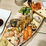 """Espoon parhaaksi sushiravintolaksi tituleerattu LN-Sushi Art panostaa laatuun - ja sen kyllä huomaa: """"Jokainen sushipala tehdään huolella ja rakkaudella"""""""