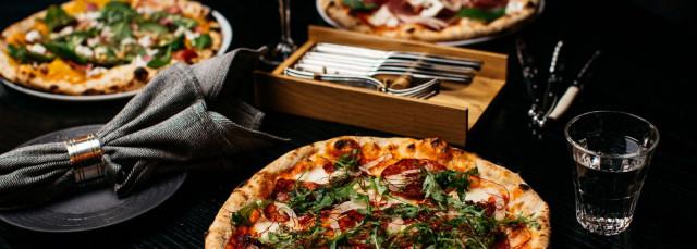 Hiltonista saa nyt myös pizzaa.