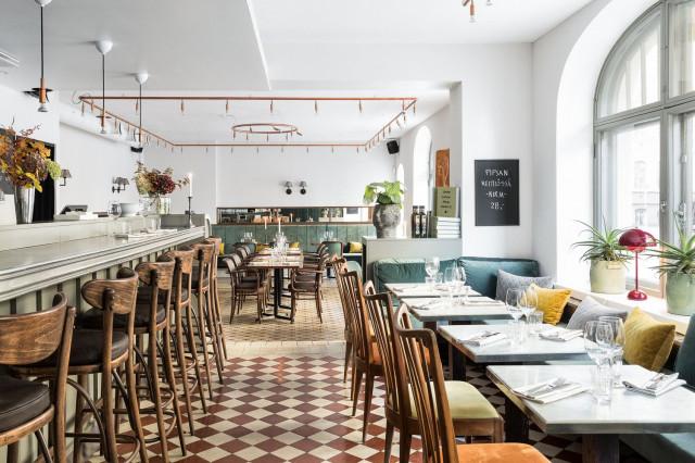 Sumarin Sikke's-ravintola on palvellut asiakkaitaan Tehtaankadulla pari vuotta.