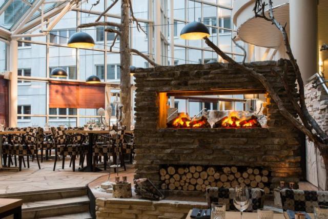 Dabbal on Lapland Hotelsin ravintola.