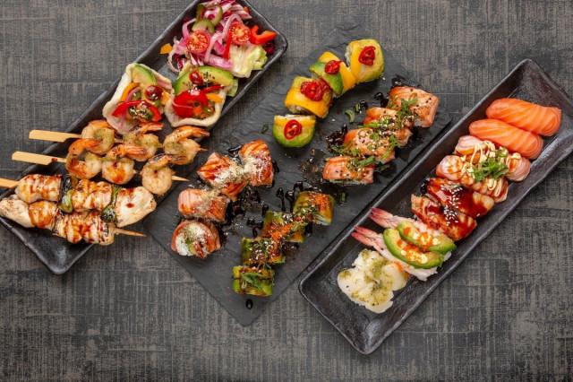 Fujimi on ehdoton käyntikohde japanilaisen ruoan ystäville.