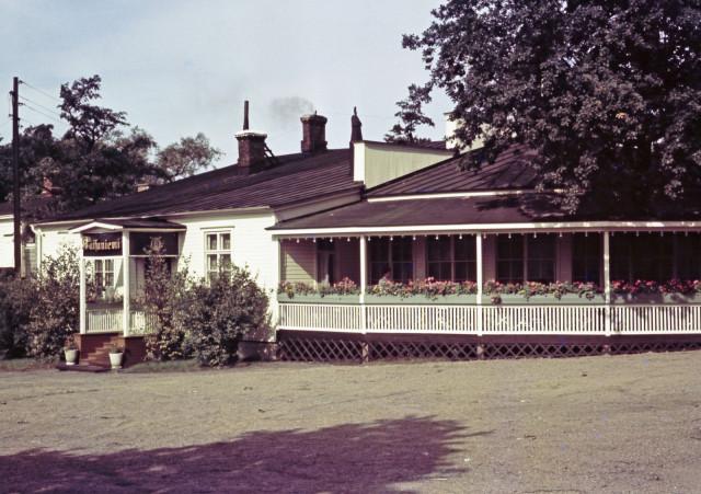Ravintola Kaisaniemi oli vuoteen 2019 saakka Helsingin vanhin yhtäjaksoisesti toiminut ravintola.