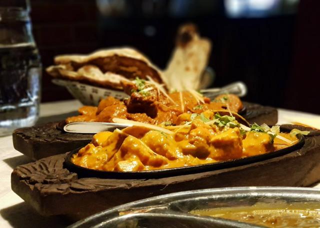 Aangan on takuuvarma valinta nepalilaisen ruoan ystäville.