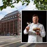Suosikkikokki Micke Björklund avaa Helsinkiin ravintolan, jollaista hän on itse kaivannut: Tällainen kokonaisuus avautuu Stockmannin katutasoon